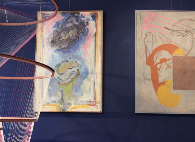 OODE galerie wees kunst Marleen Kurvers Amsterdam