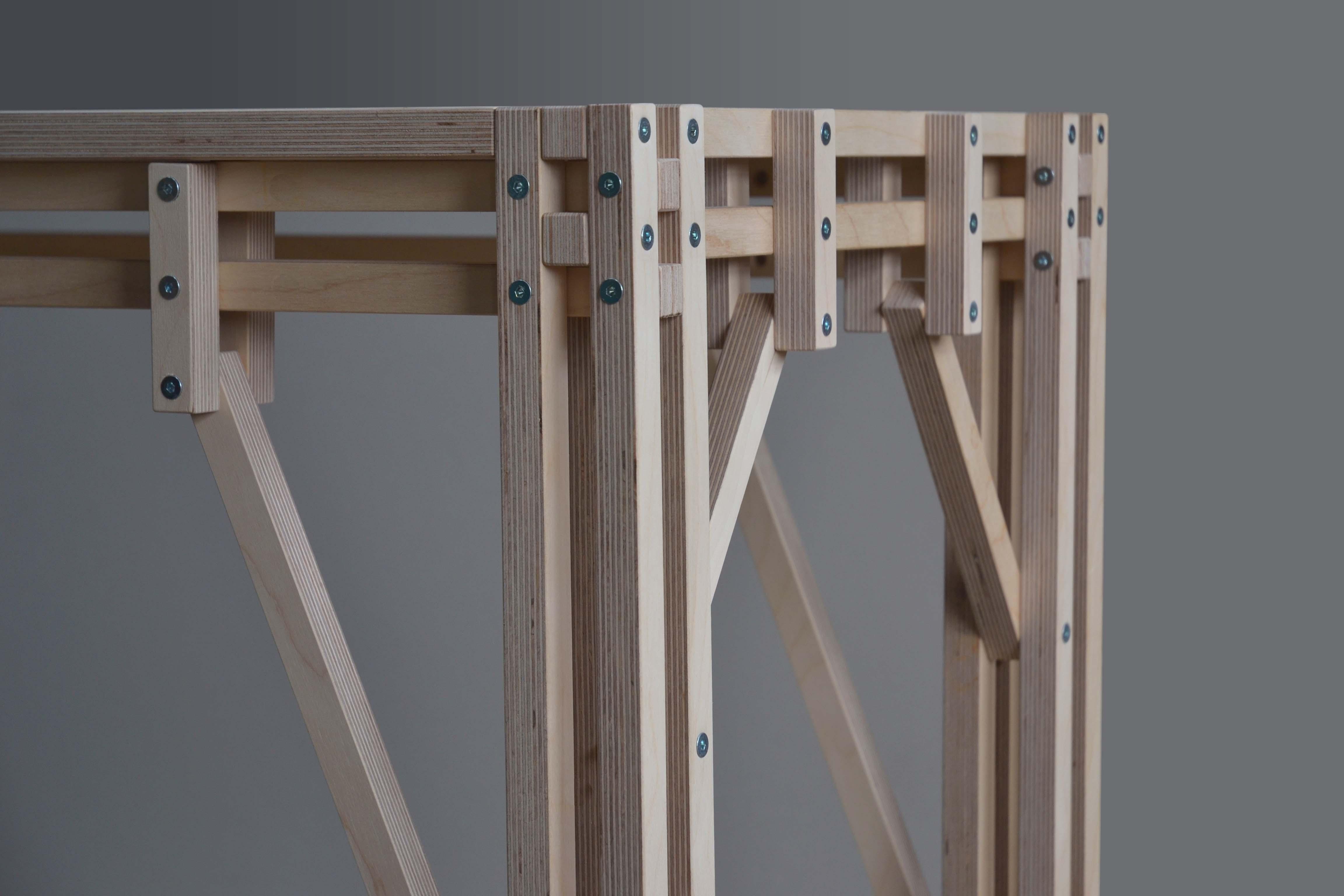 24 mm basic large table van arend groosman gimmii - Tafel archibald wereld huis ...