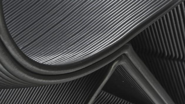 Flow rocking chair detail - Dirk van der Kooij