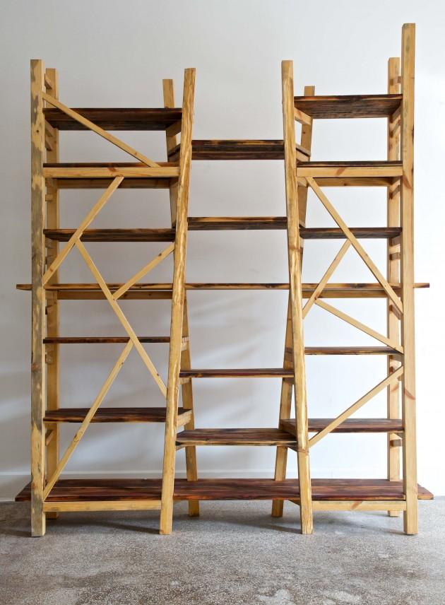 Kast Roomdiver Woods meubelatelier Hieronymus