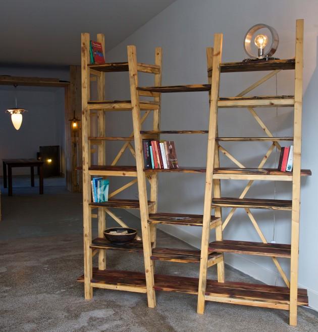 Roomdivider en kast woods van atelier hieronymus gimmii - Treku meubels ...