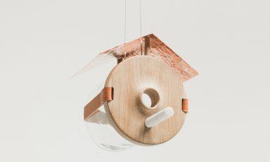 Luxe designhuis voor vogels