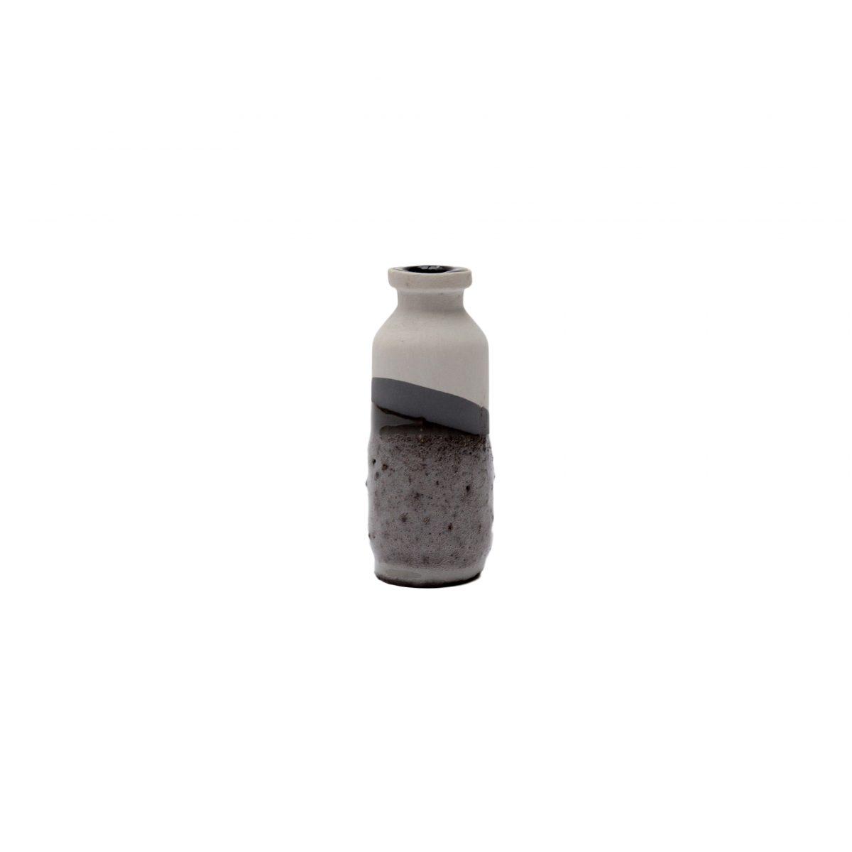 Cor Unum Jeroen Wand Plunge Vase Small Grijs Grey