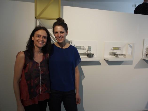 Corien en Mieke Meijer foto Nanda Rave