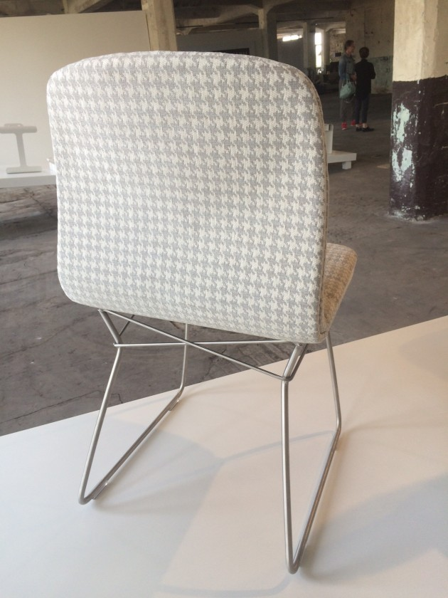 Dining chair Rila by Foorumi photo Lisette Koster Gimmii