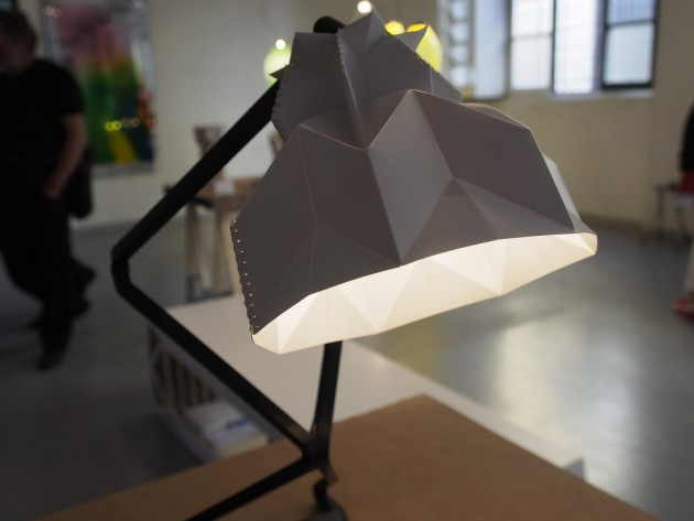 Javy design bureaulamp Frontaal Tuttobene