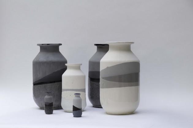 Jeroen Wand - Plunge Vase Cor Unum
