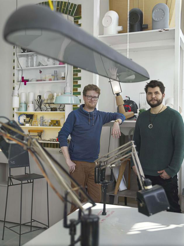 Jos Kranen Johannes Gille Studio Kranen/Gille_photo Erik--Petra Hesmerg