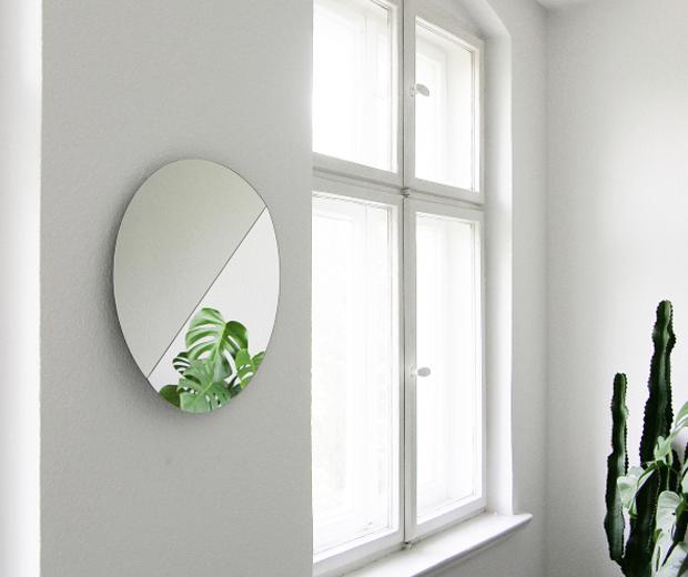 Mirror 180 by Halb/Halb