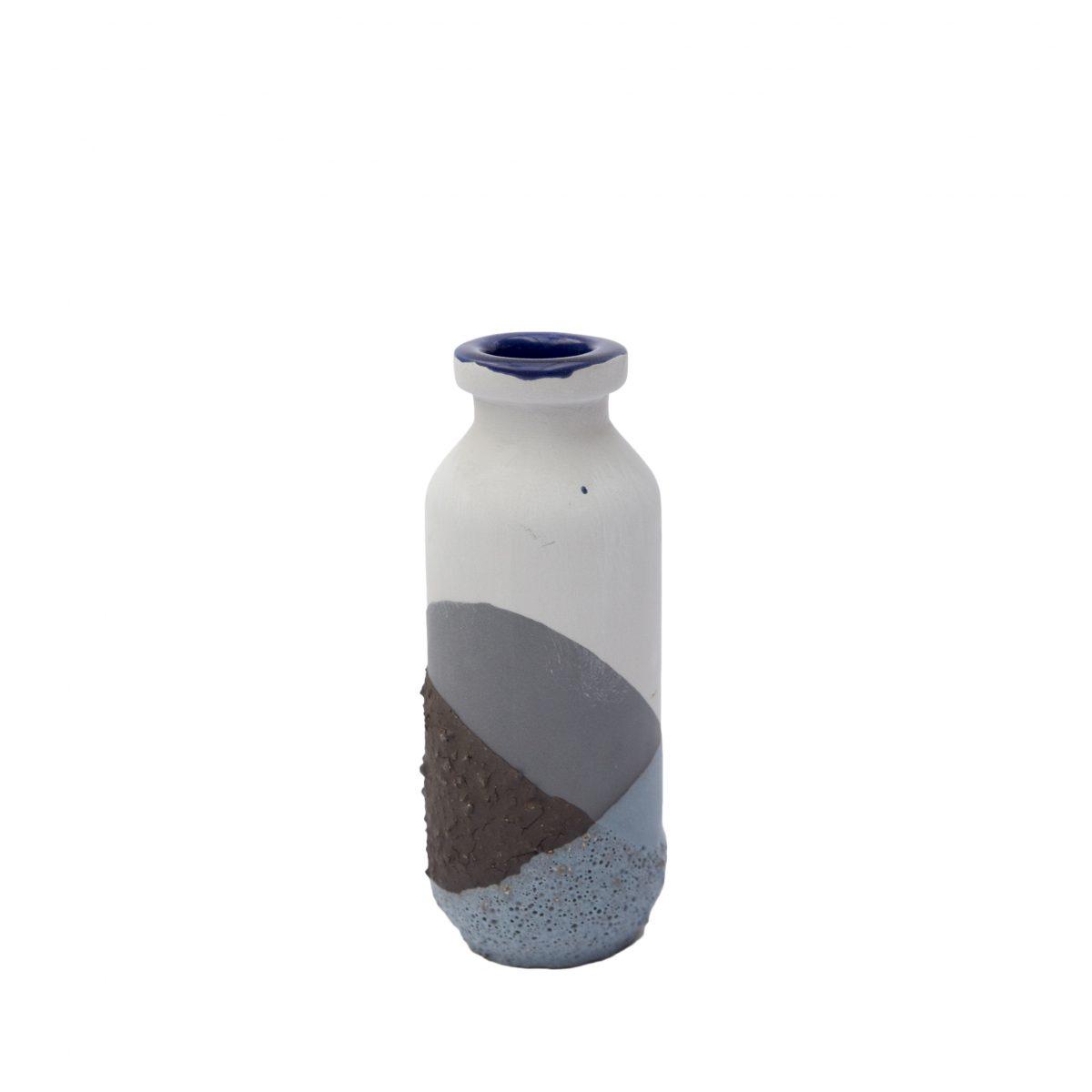 Plunge Vase small blauw blue Jeroen Wand Cor Unum