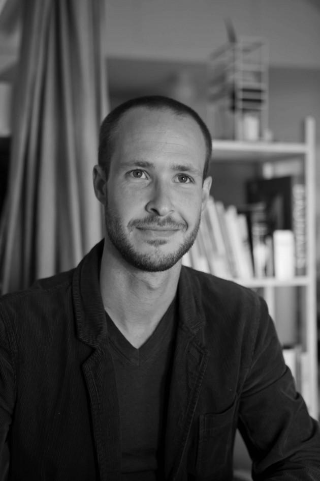 Portrait designer David Derksen