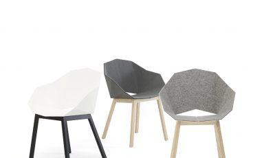 Seatshell, een schelp om in te zitten