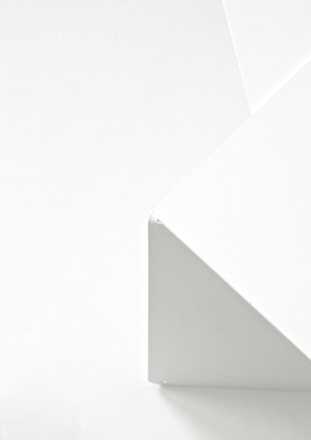 SHIFT bijzettafel New Duivendrecht Oato detail