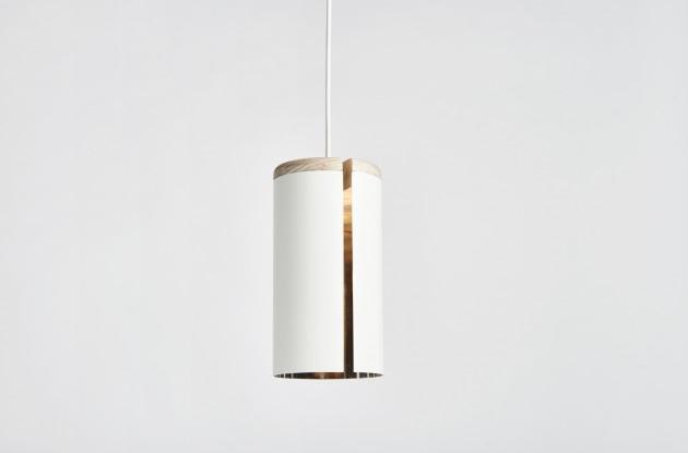 Split hanglamp Reinier de Jong