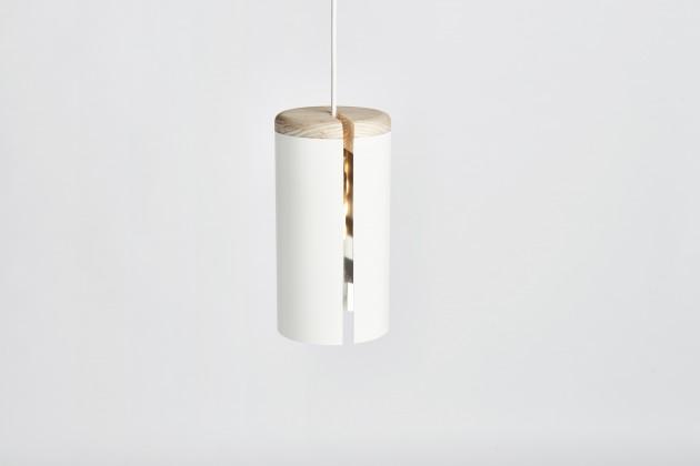 Split hanglamp Reinier de Jong Milaan
