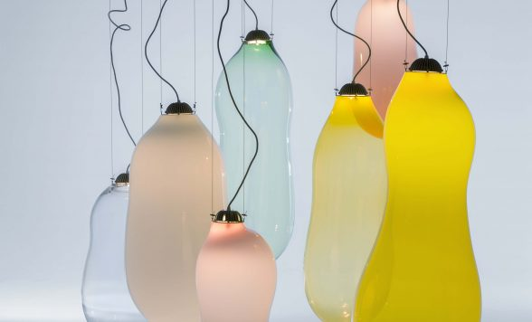 The Big Bubble hanglamp kleur