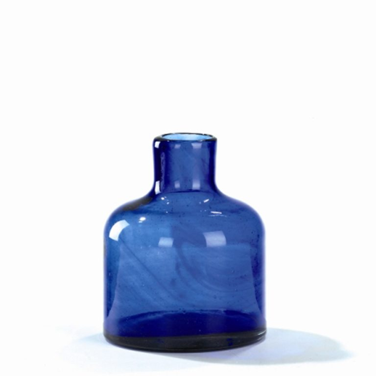 Vase 20 Blue Van Eijk Vander Lubbe Imperfect Design LR