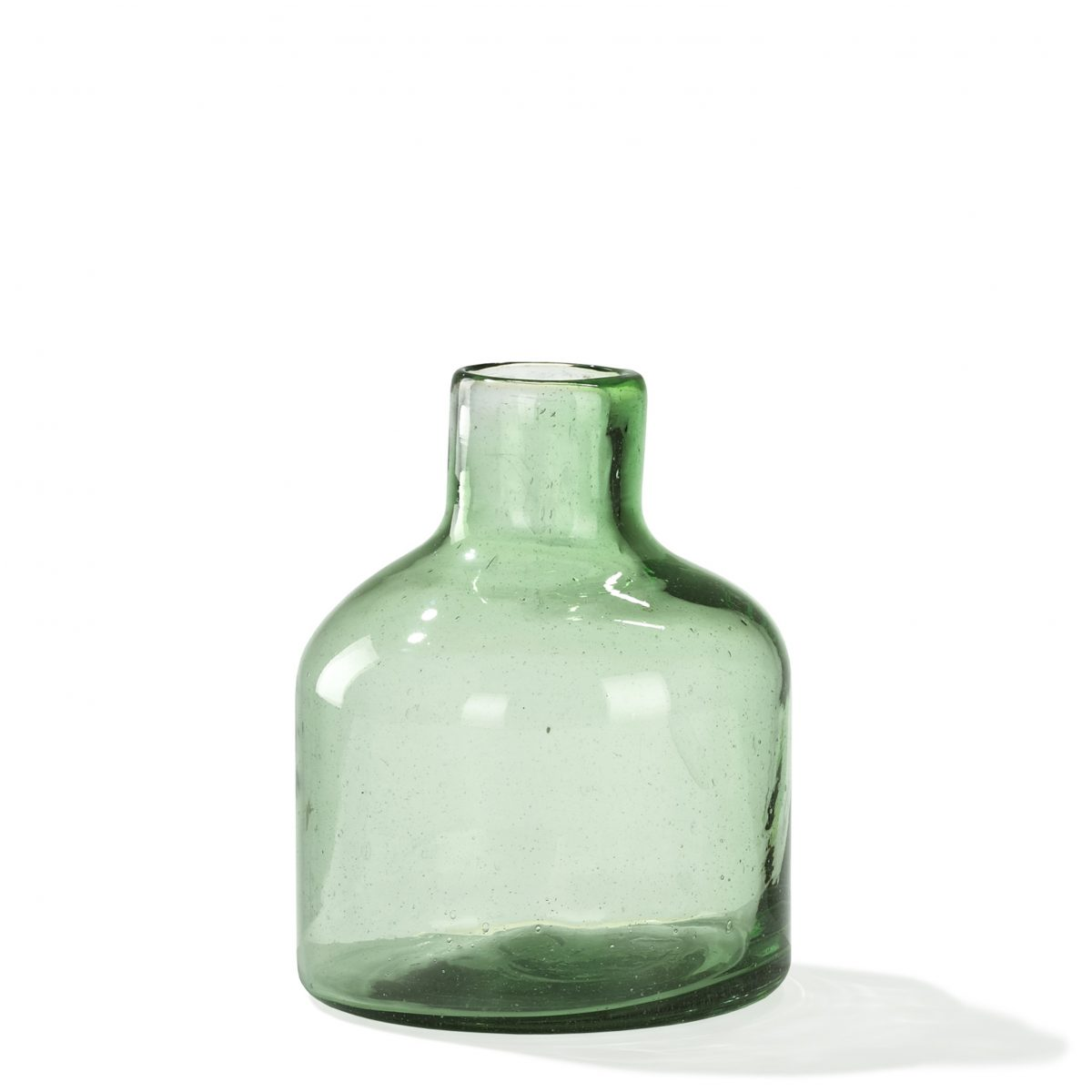 Vase 20 green Van Eijk Vander Lubbe