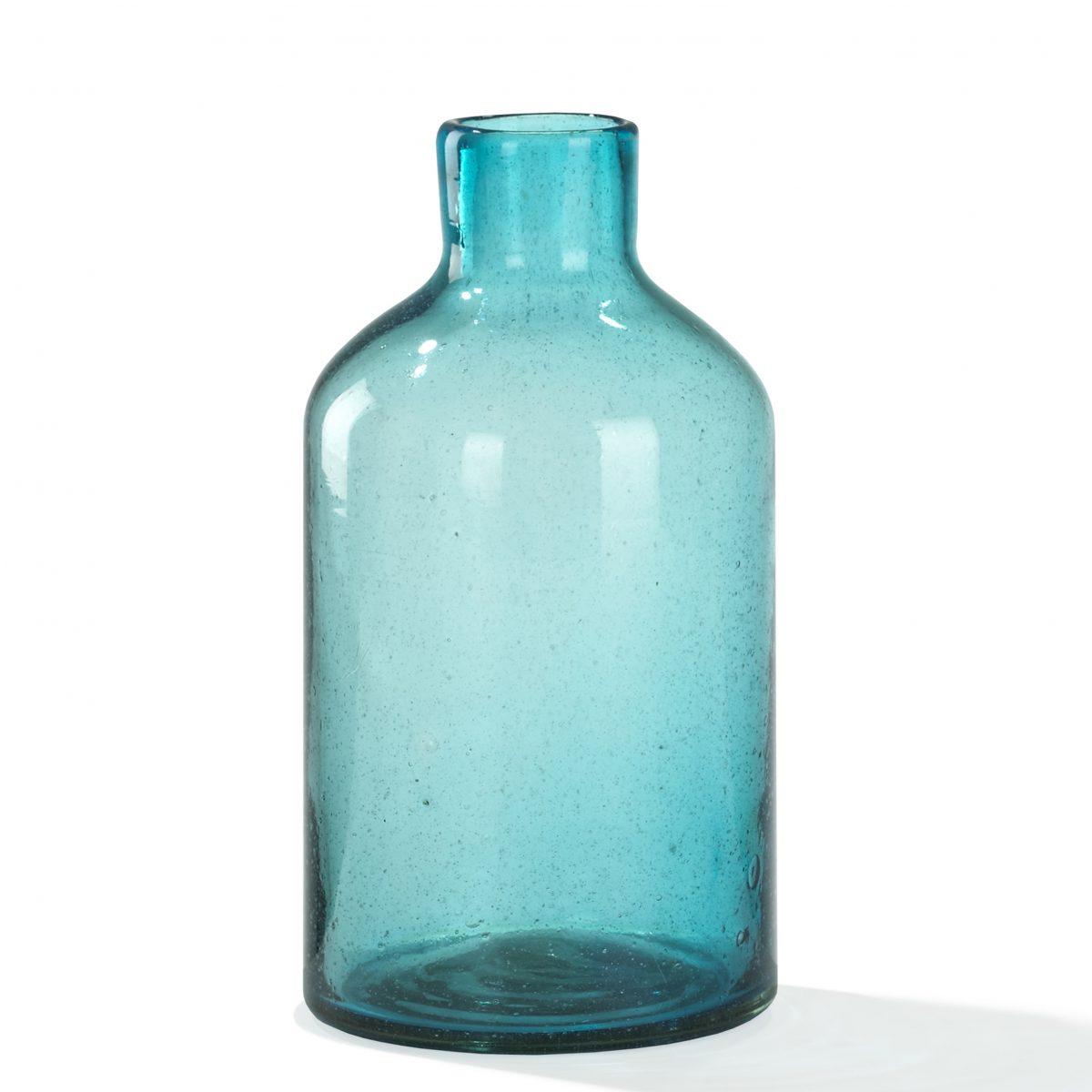 Vase 30  aqua Van Eijk Vander Lubbe Imperfect Design