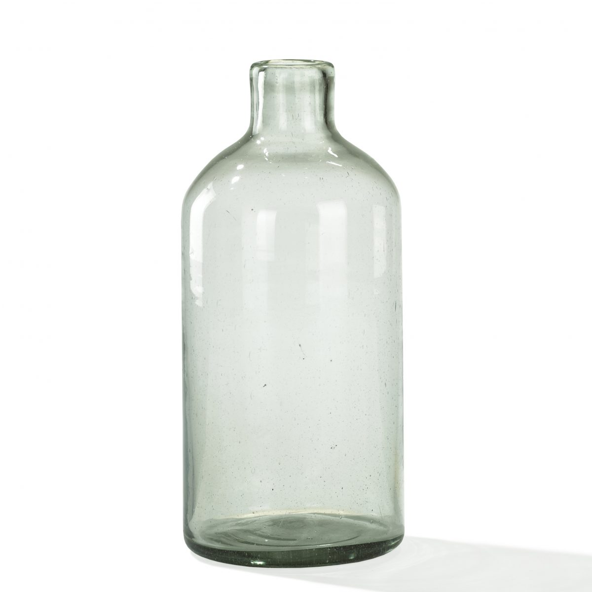 Vase 35 transparent Van Eijk Vander Lubbe Imperfect Design