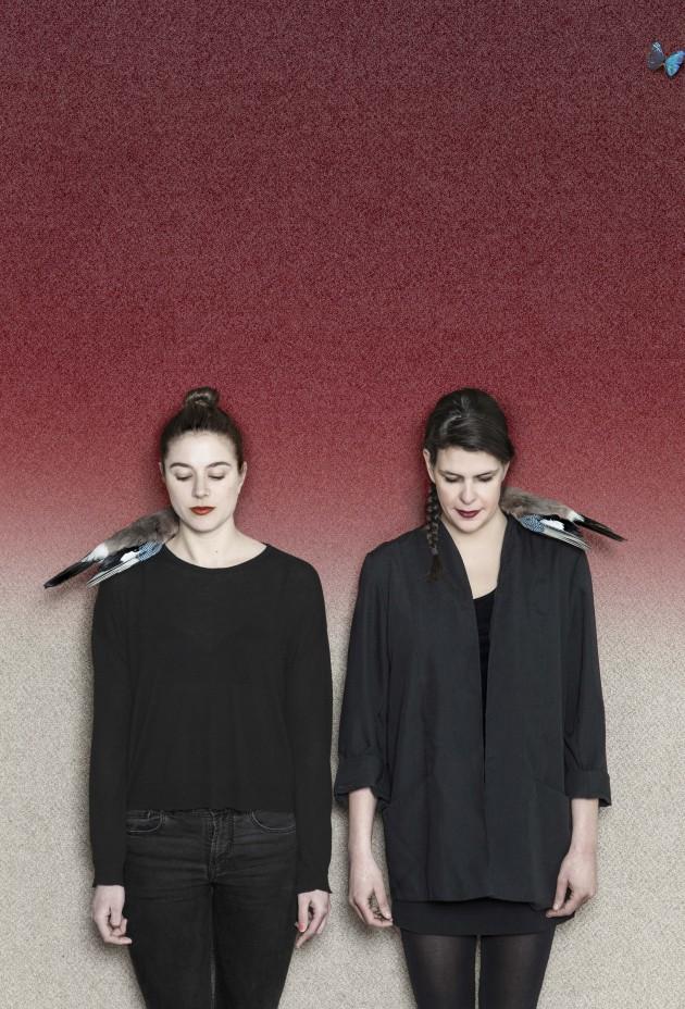 rENs DESSO Renee en Stefanie Revive project Lisa Klappe photograpy