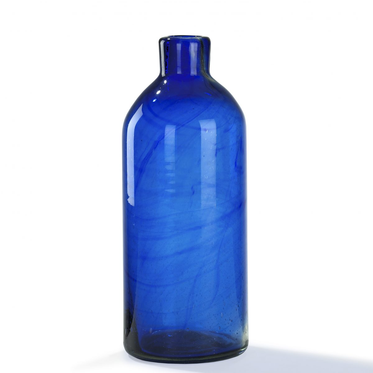 vase 40 blue Van Eijk Vander Lubbe Imperfect Design