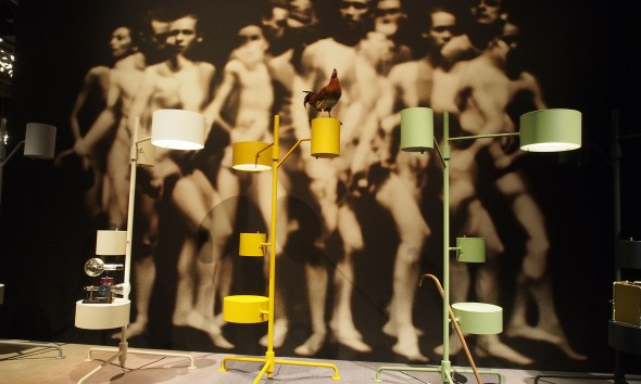 MOOOI Van Lieshout Statistocrat Lamp photocredit Nanda Rave Gimmii