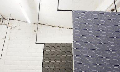 Textiel design van Mae Engelgeer