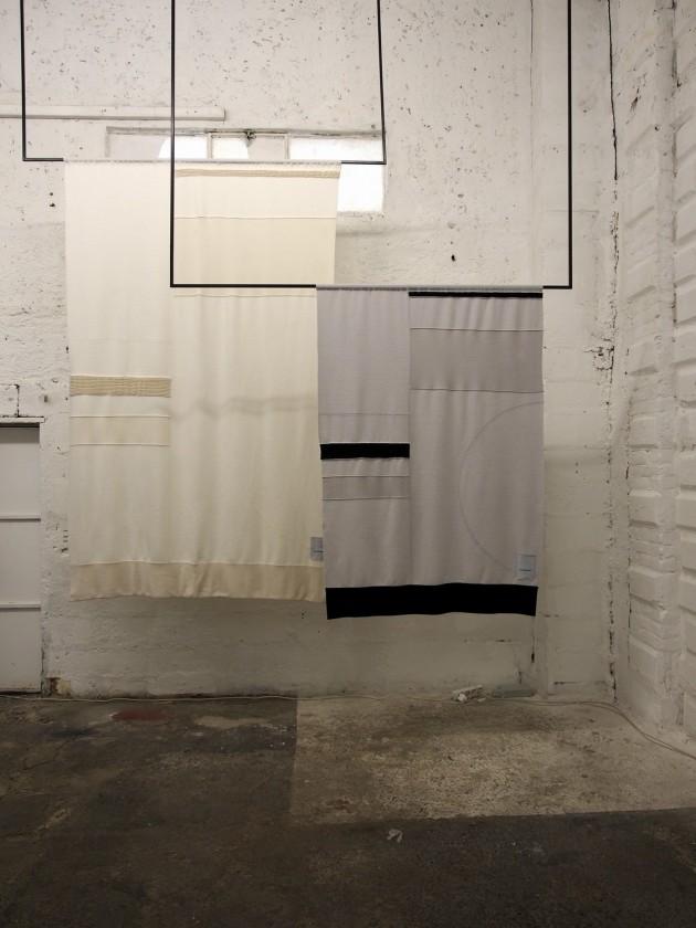 Mae Engelgeer Textile Hues Salone del Mobile