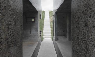 Bunker 599, vrijheid van binnenuit bekeken