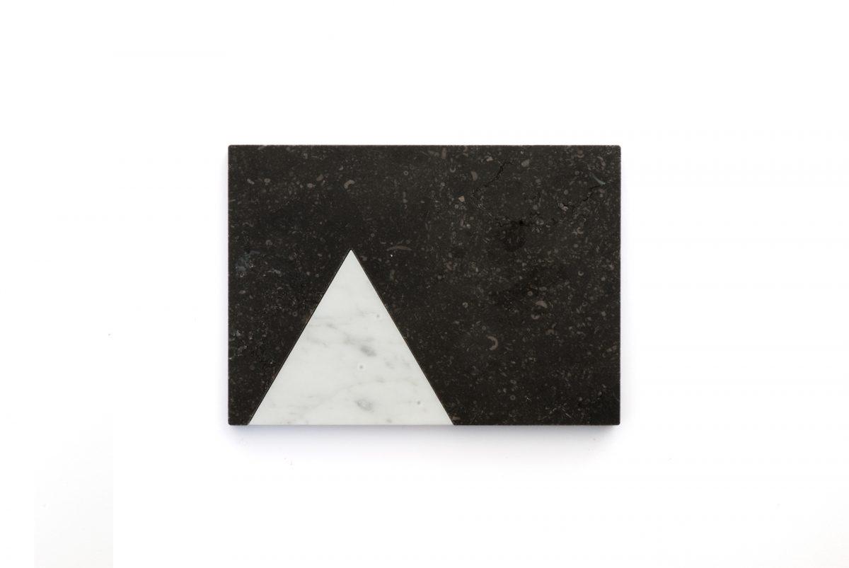 Venn View kaasplank rechthoek met driehoek M