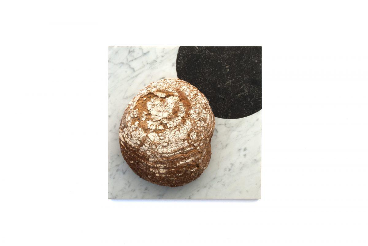 VENN VIEW marble large square V022 Bread Jorrit Taekema