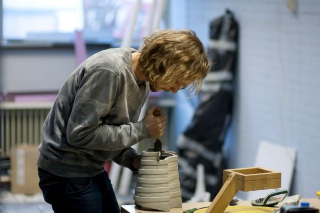 Vase #2 Atelier GertJan Sopenberg