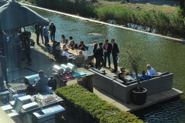 Bbq Artemis Hotel Dutch design foto Gimmii