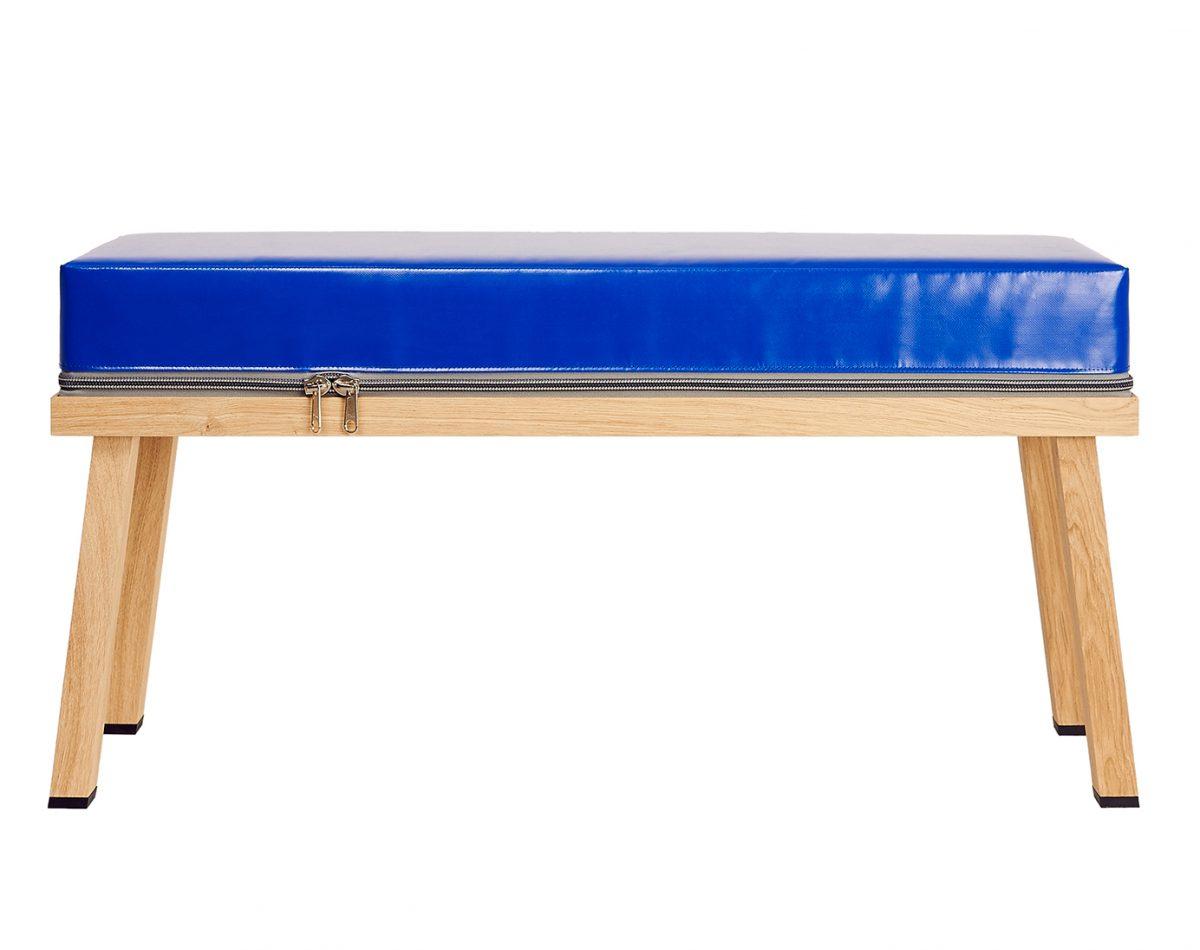 VisserMeijwaard Truecolors Bench bank blue blauw Gimmii