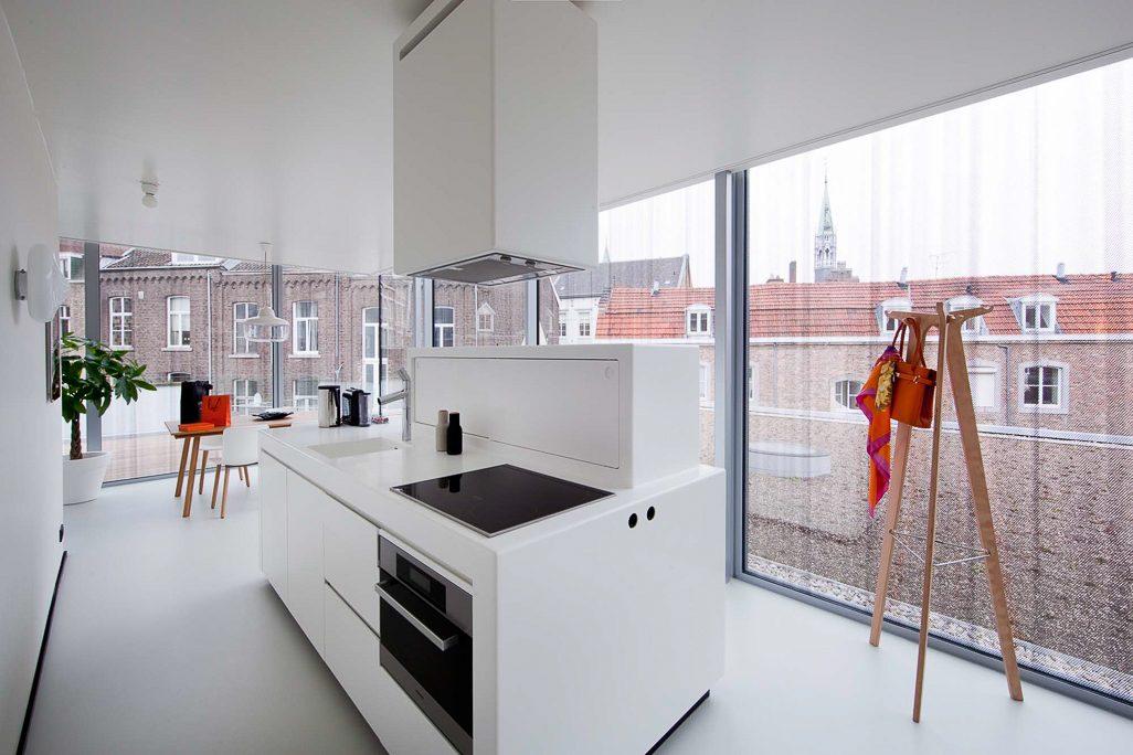 Kapstok Coat Stand Teun Fleskens for Lensvelt Urban Residence