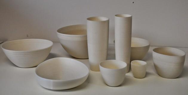 DUS Architects, Potato Tableware hands off dutch design