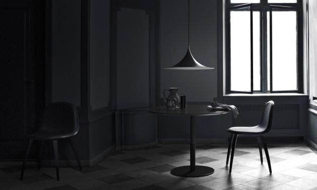 Heidi Lerkenfeldt Minimal Interior