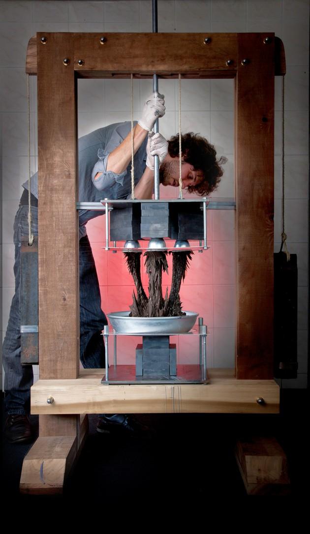 Jólan van der Wiel, Gravity Tool and Equipment dutch design