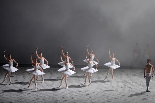 Parquet Job Carpet Studio Job Lensvelt Het Nationale Ballet