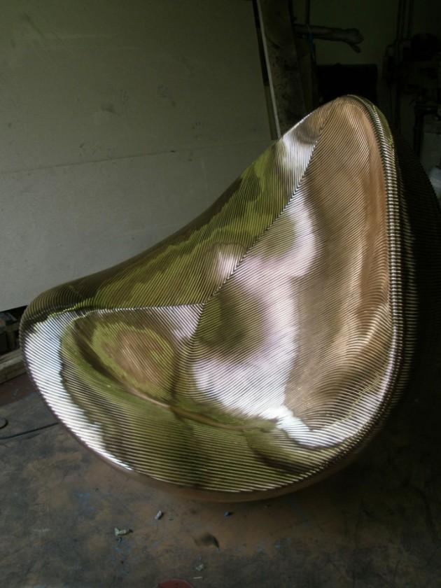 Ron arad thumbprint