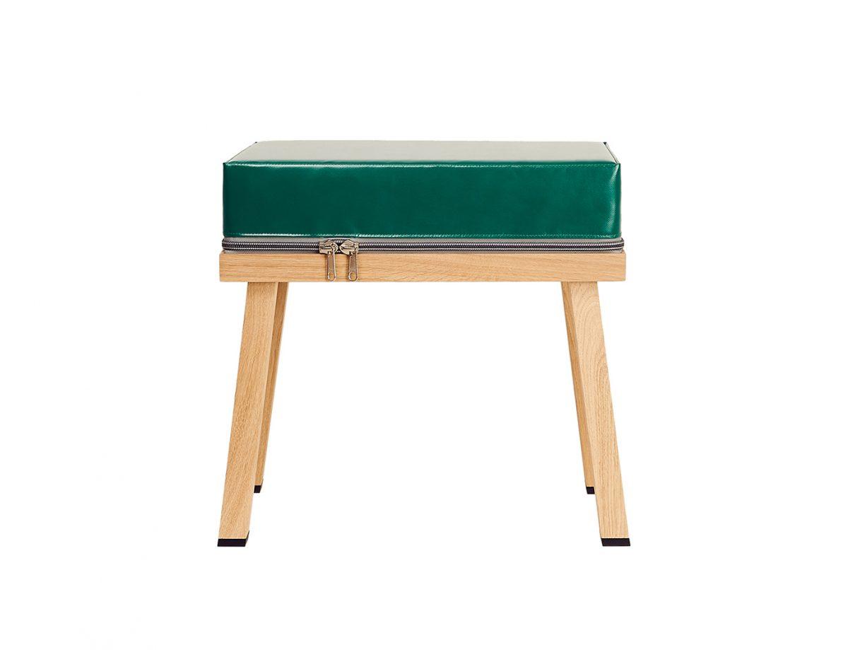 Visser Meijwaard Truecolors stool kruk green Gimmii