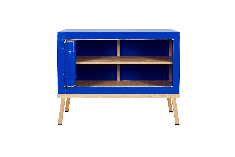 VisserMeijwaard Truecolors kast dresser blauw Gimmii