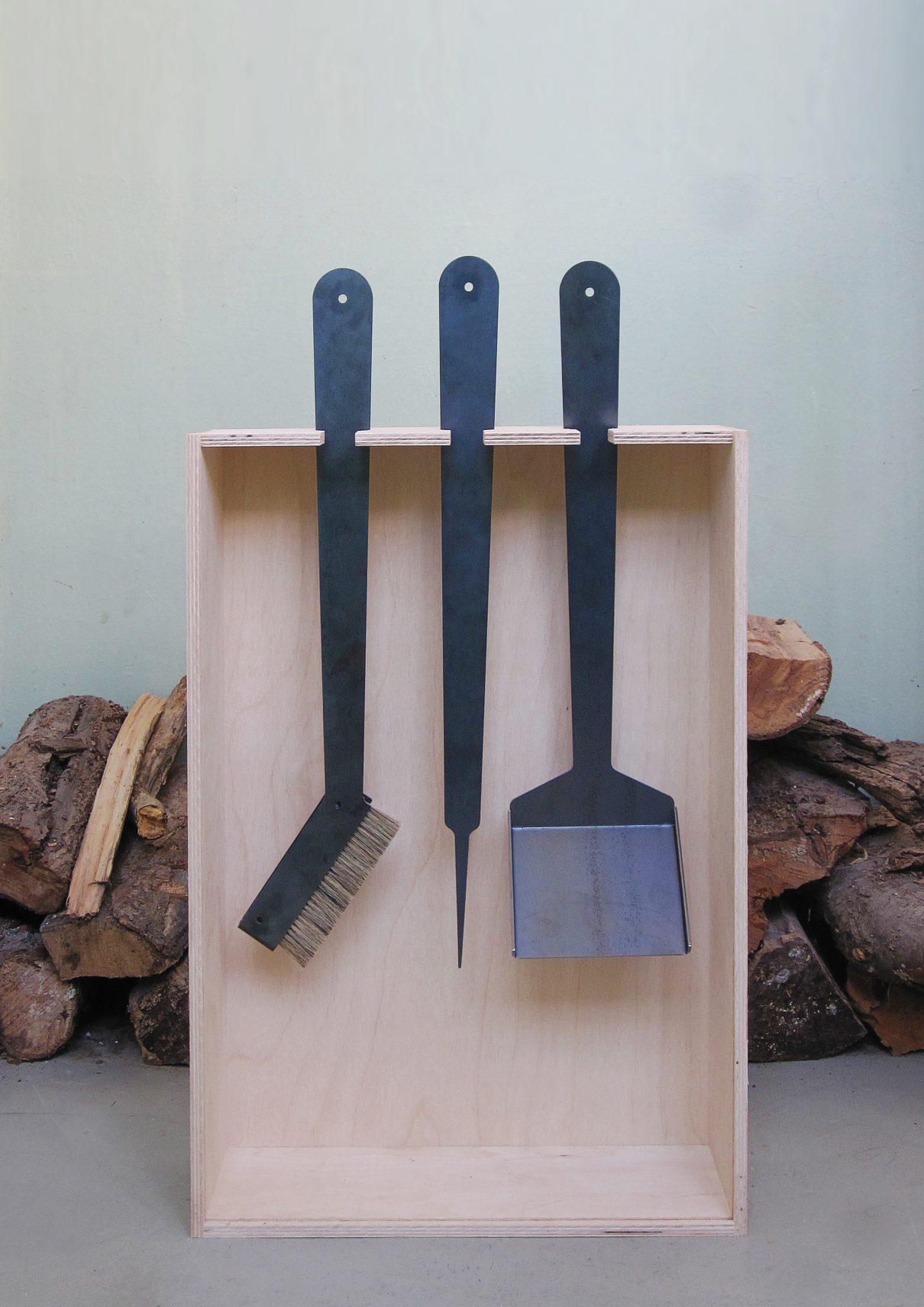 Sensuele en stoere Fire tools