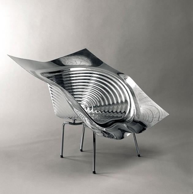jive vase van ron arad gimmii magazine. Black Bedroom Furniture Sets. Home Design Ideas