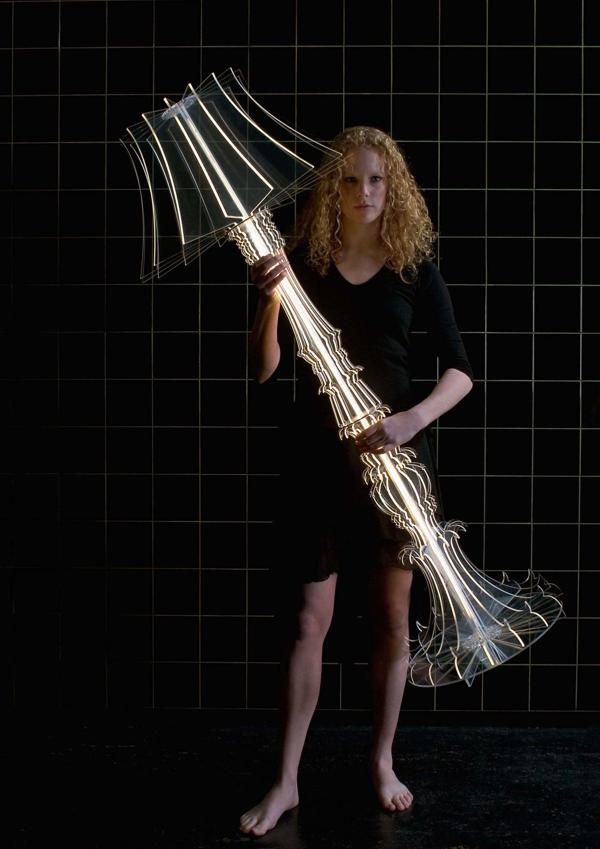 Josephine vloerlamp Studio Sander Mulder model