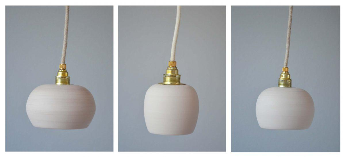Savi hanglamp nr 1,2,3 Cotton & Clay te koop Gimmii