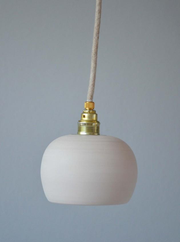 Savi nr 3 hanglamp klei Cotton & Clay Gimmii