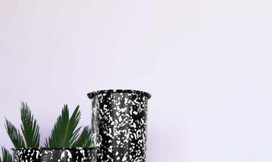 Tube vaas van Handmade Industrials