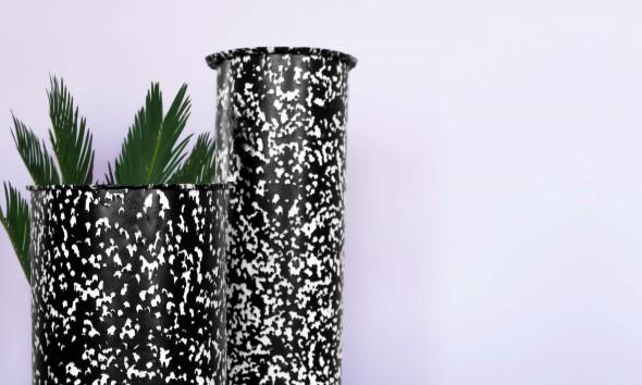 Tube Vaas Handmade Industrials Rutger de Regt-Gimmii
